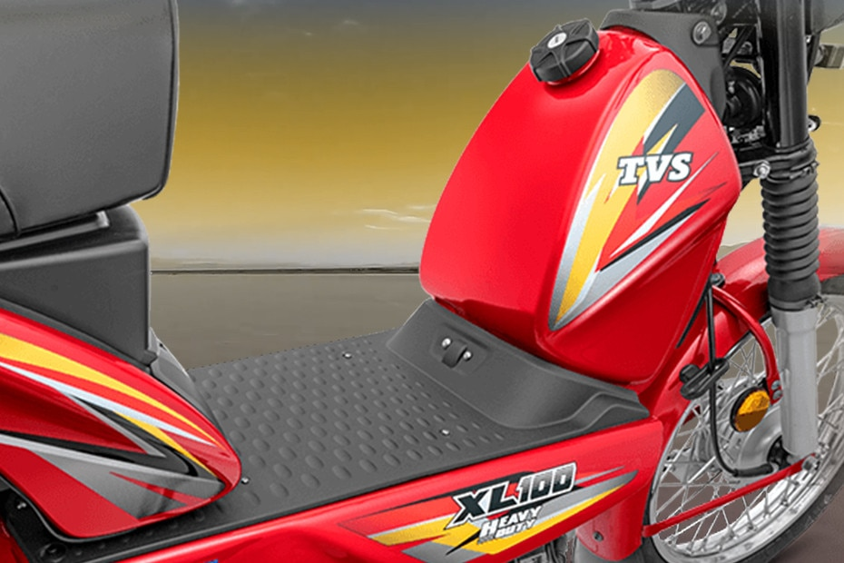 Photo of TVS XL100