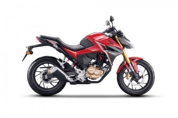 Photo of Honda CBF190R