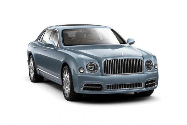 Photo of Bentley Mulsanne
