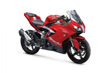 Photo of TVS Apache RR 310