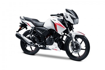TVS Apache RTR 160 Front Disc offers