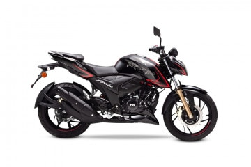Photo of TVS Apache RTR 200 4V Single-channel ABS