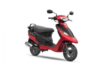 Photo of TVS Scooty Pep Plus Matte Edition BS6