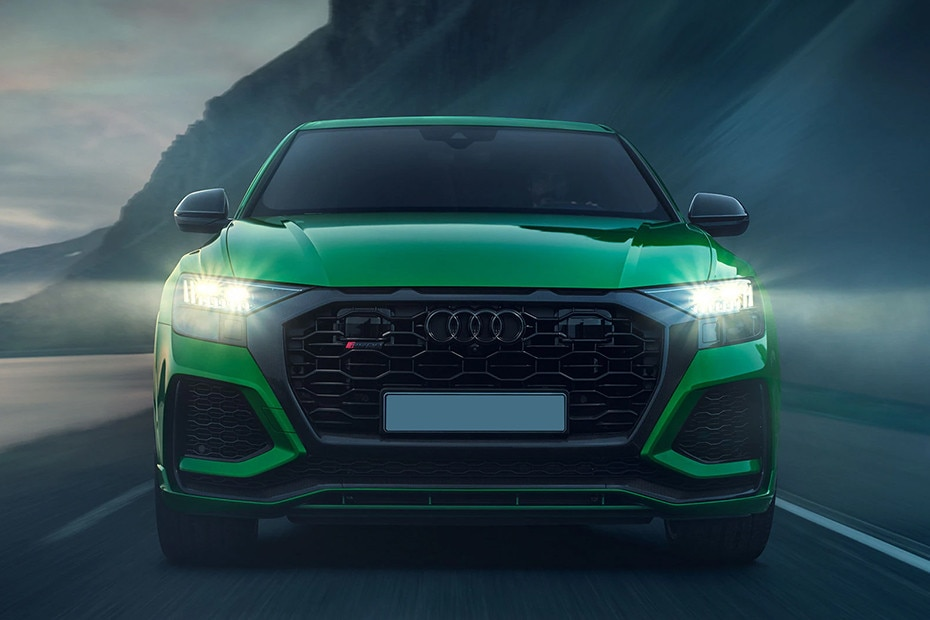 Front Image of RS Q8