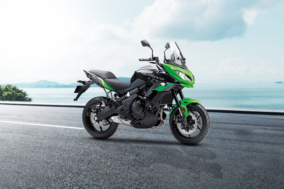 Kawasaki Versys 650 Kokemuksia