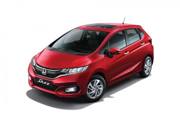 Photo of Honda Jazz Petrol