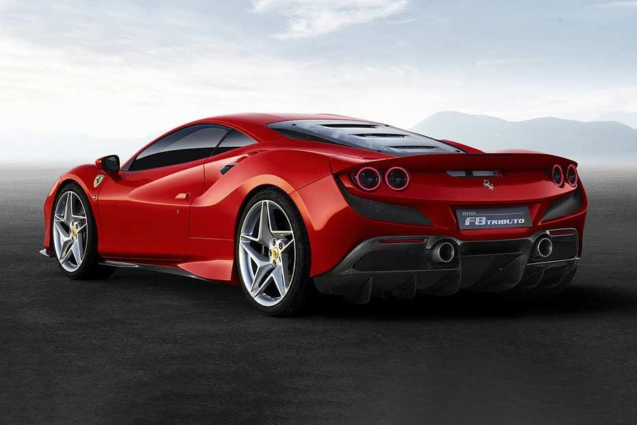 Photo of Ferrari F8 Tributo
