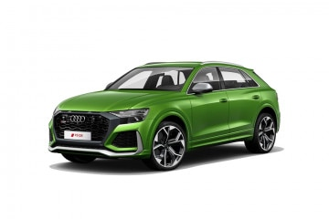 Photo of Audi RS Q8 new