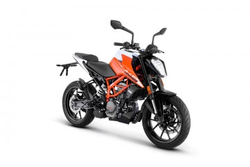 Photo of KTM 125 Duke 2021