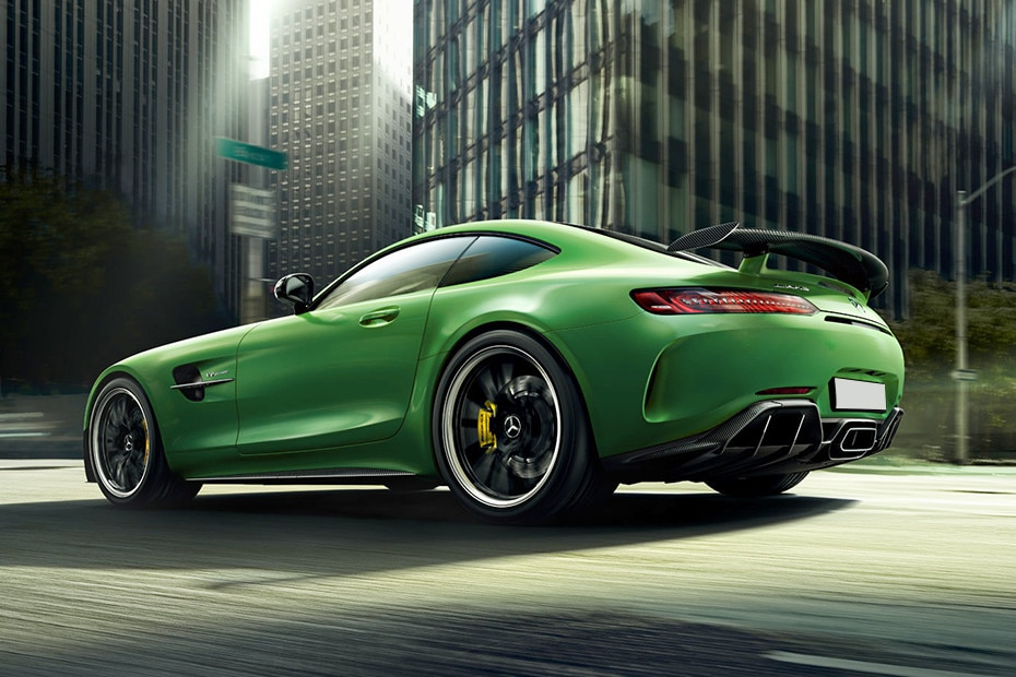 Photo of Mercedes-Benz AMG GT