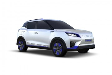 Mahindra XUV300 Electric