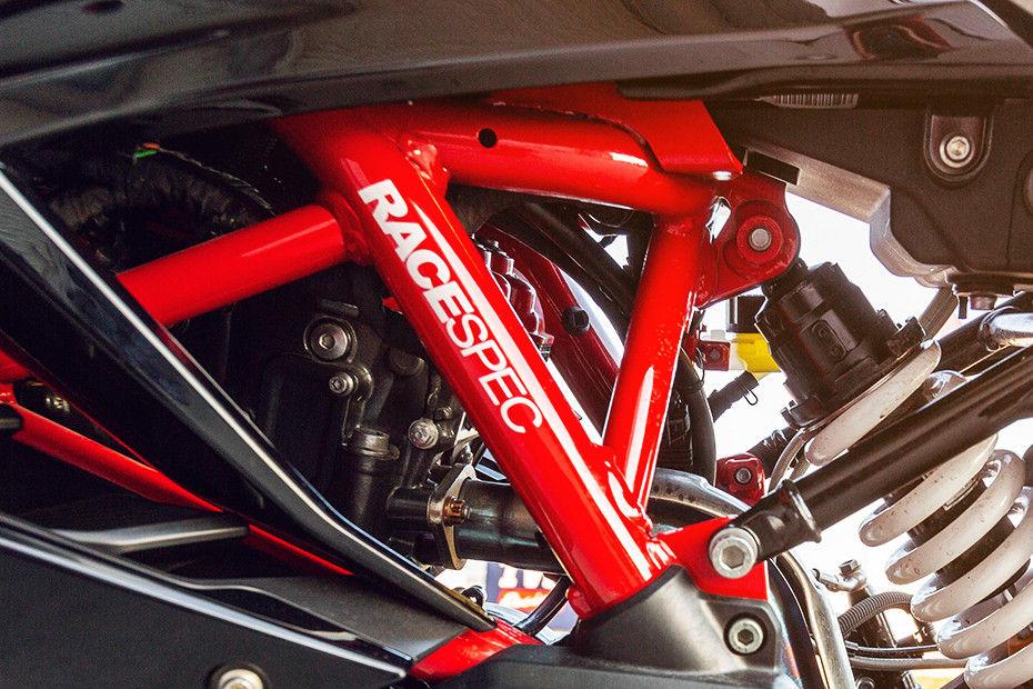 Photo of Yamaha Ray-ZR 125