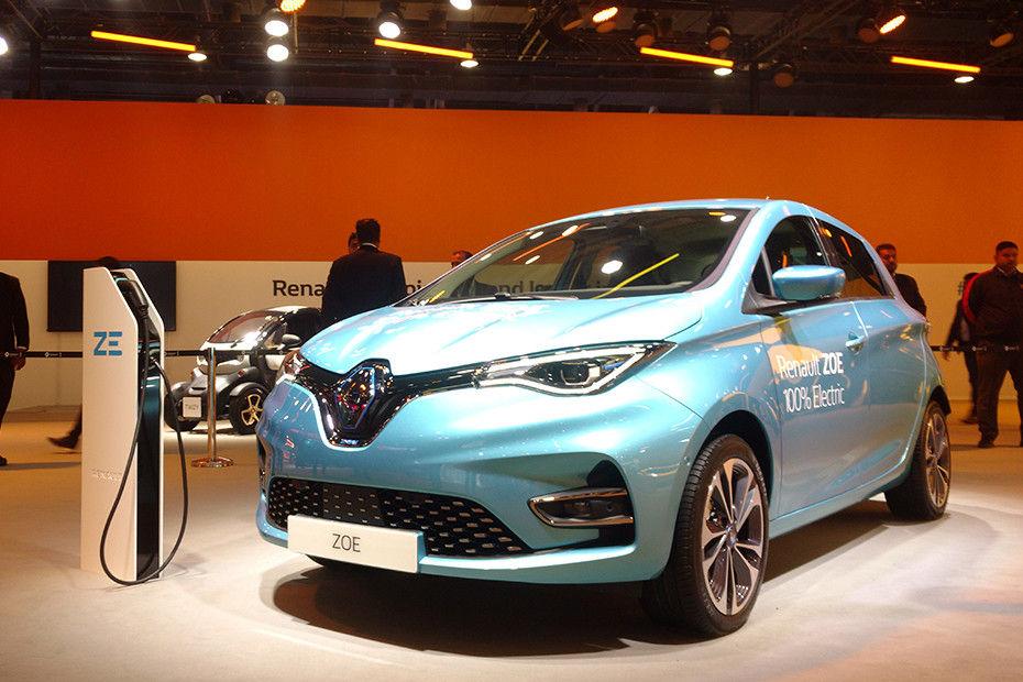 Photo of Renault Zoe