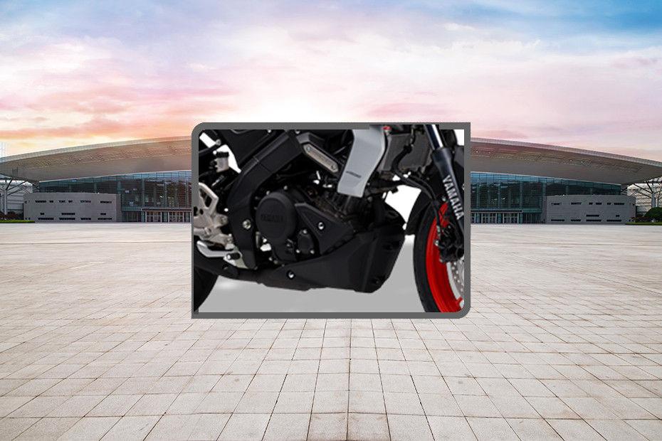 Photo of Yamaha MT 15