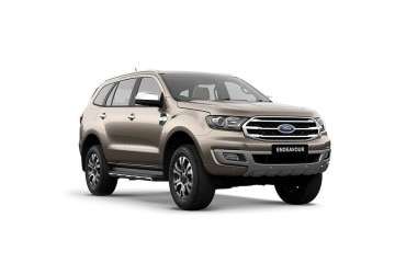 Photo of Ford Endeavour Titanium 4X2 AT