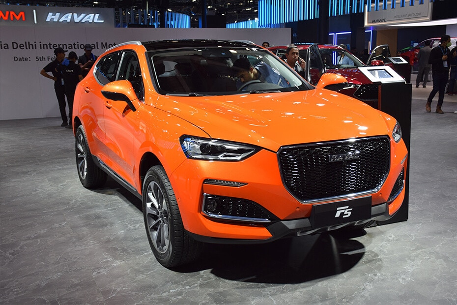 Photo of Haval F5