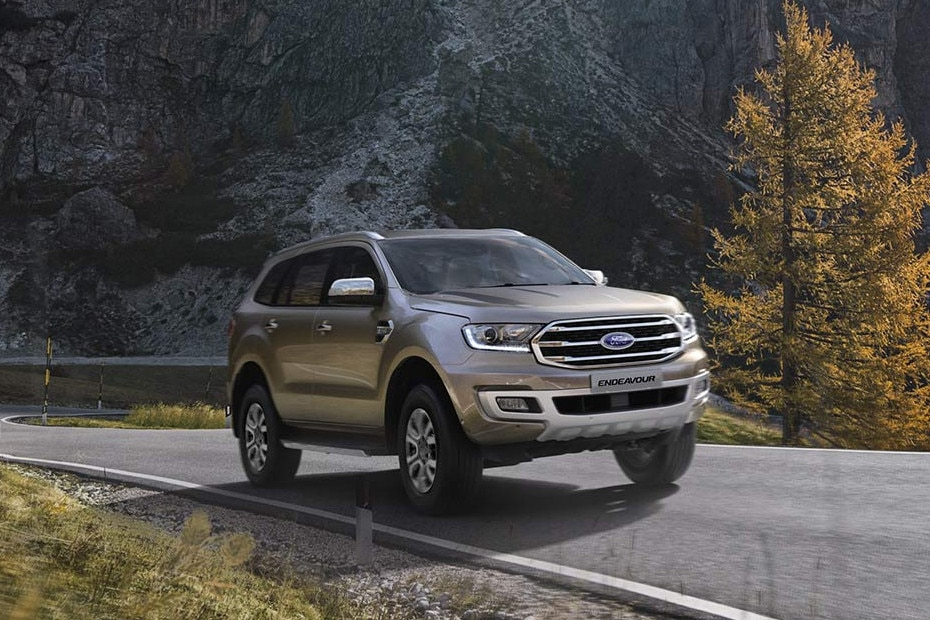 Photo of Ford Endeavour