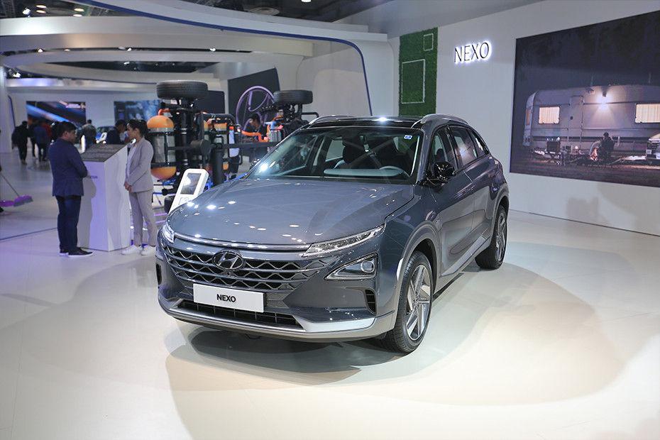 Photo of Hyundai Nexo