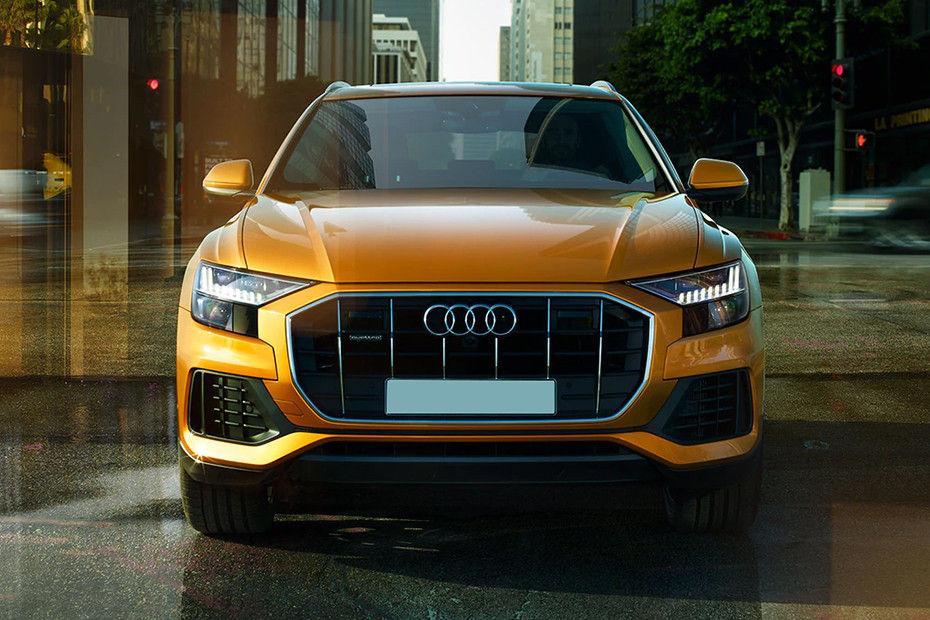 Photo of Audi Q8