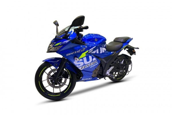 Photo of Suzuki Gixxer SF 250