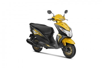 Photo of Honda Dio STD