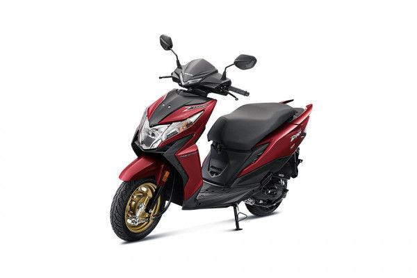 Photo of Honda Dio BS6