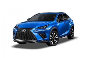 Photo of Lexus NX 300h Exquisite