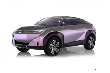Photo of Maruti Futuro-e