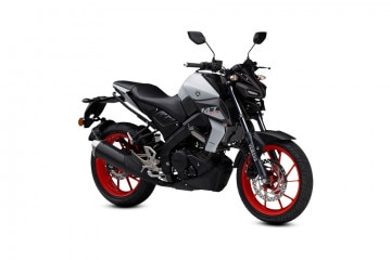Photo of Yamaha MT 15 Metallic White