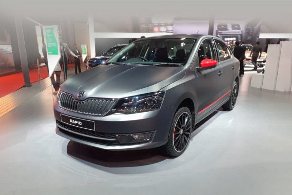 Photo of Skoda Rapid 2021