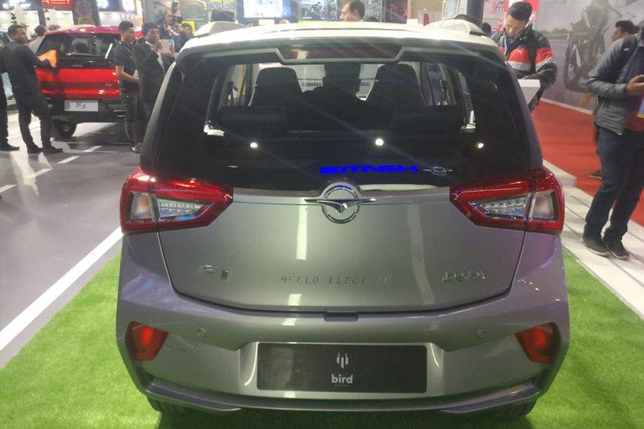 Photo of Haima Bird Electric EV1