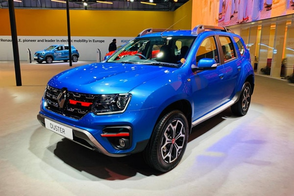 Photo of Renault Duster Turbo