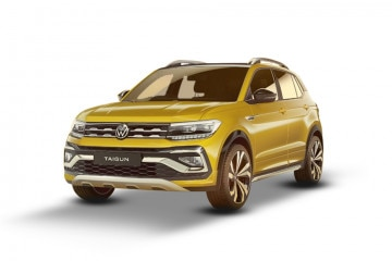 Photo of Volkswagen Taigun