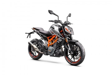 Photo of KTM 250 Duke BS6