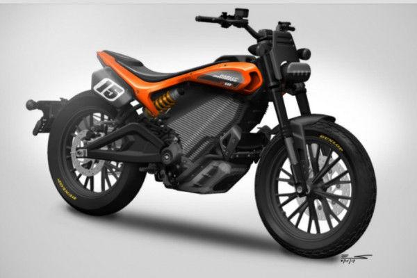 Photo of Harley Davidson EDT600R Electric Bike