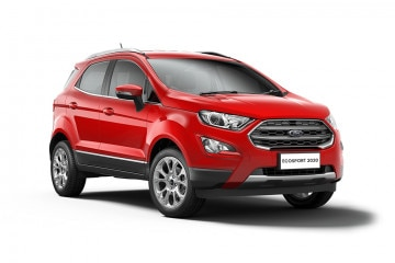 Photo of Ford EcoSport Ambiente