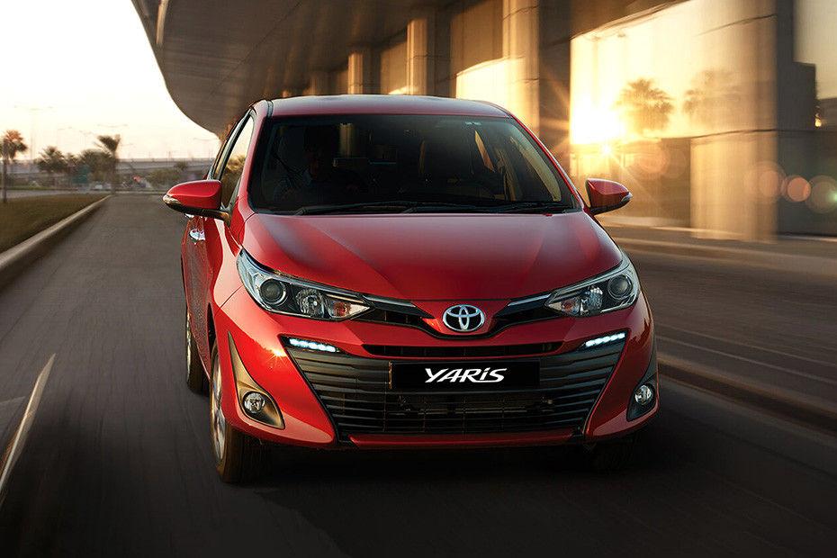 Photo of Toyota Yaris