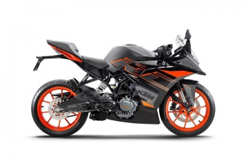 Photo of KTM RC 200 BS4