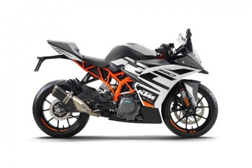 Photo of KTM RC 390 BS4