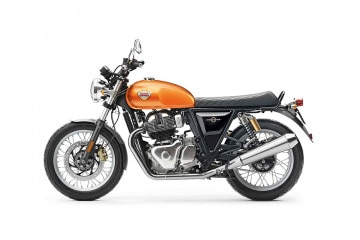 Photo of Royal Enfield Interceptor 650 STD