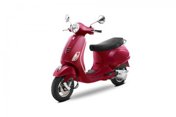 Photo of Vespa ZX 125 CBS
