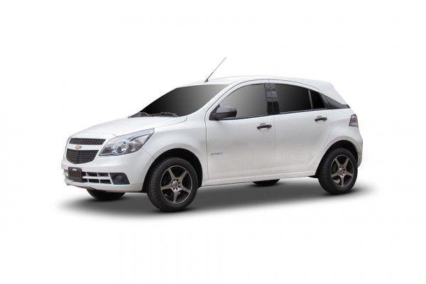 Photo of Chevrolet Agile