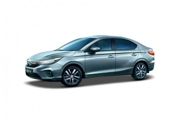 Honda City ZX MT offers