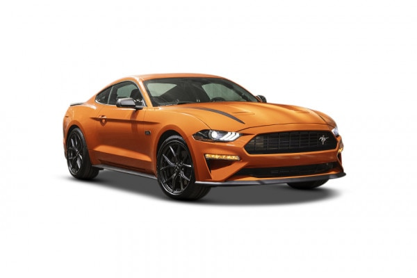 Photo of Ford Mustang 2021
