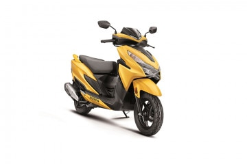 Photo of Honda Grazia BS6