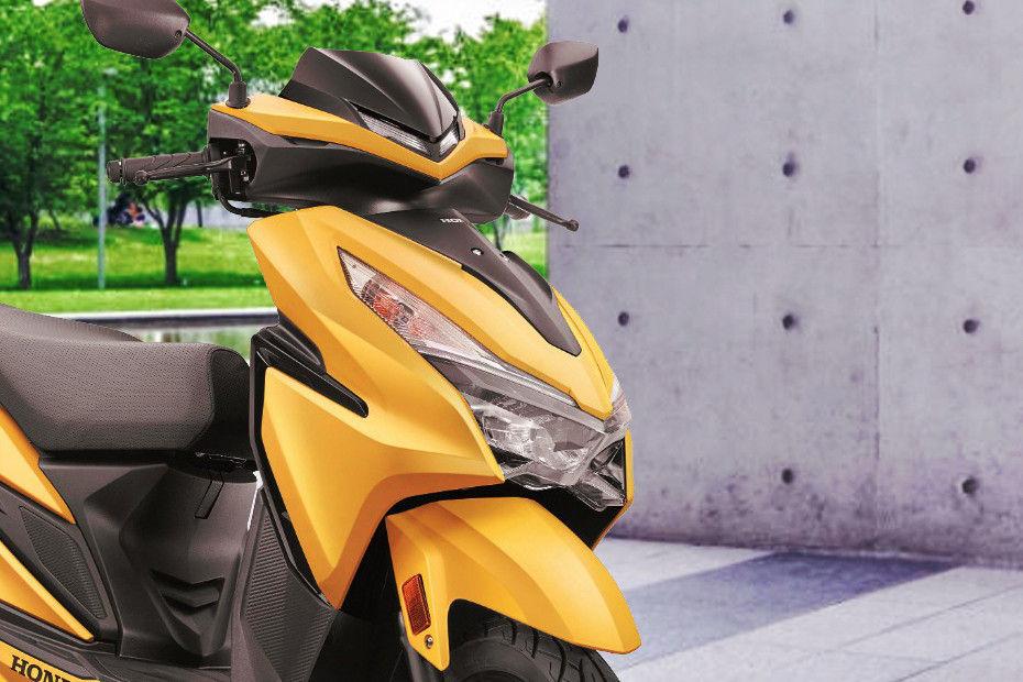 Photo of Honda Grazia BS6