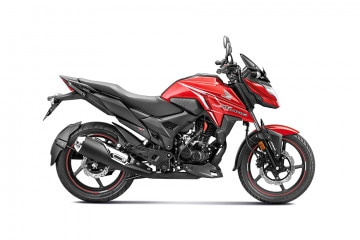 Honda XBlade Double Disc BS6 offers