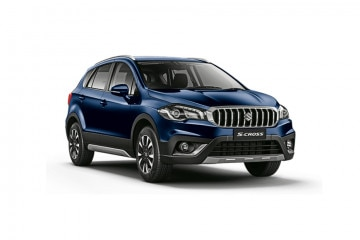 Maruti Suzuki S-Cross Sigma offers