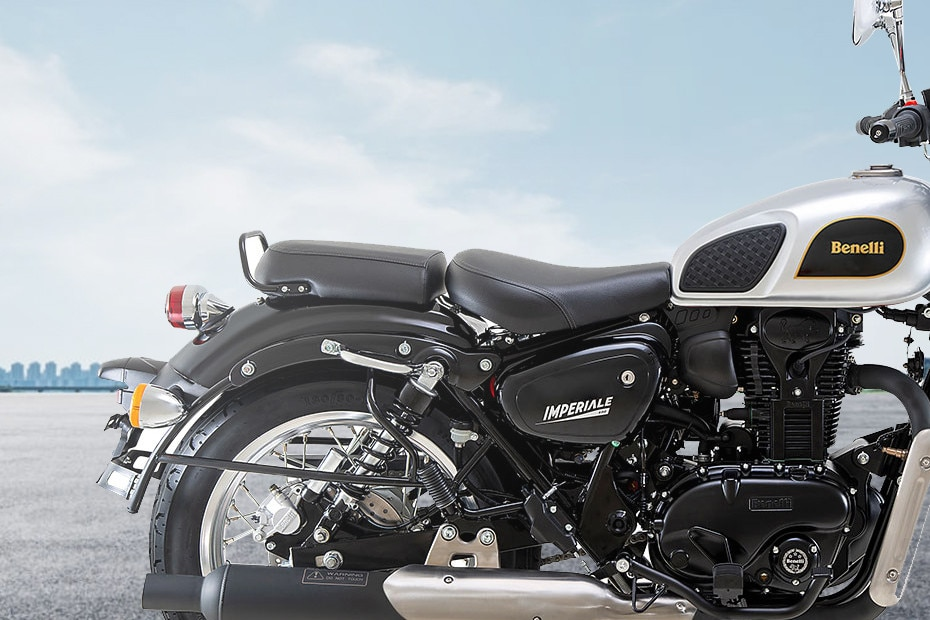 Photo of Benelli Imperiale 400