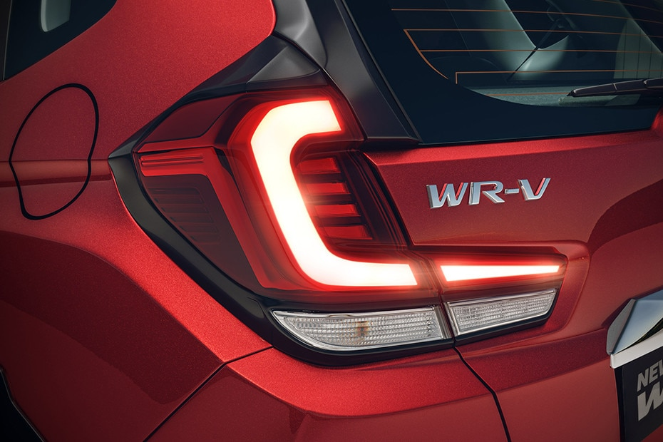 Photo of Honda WR-V